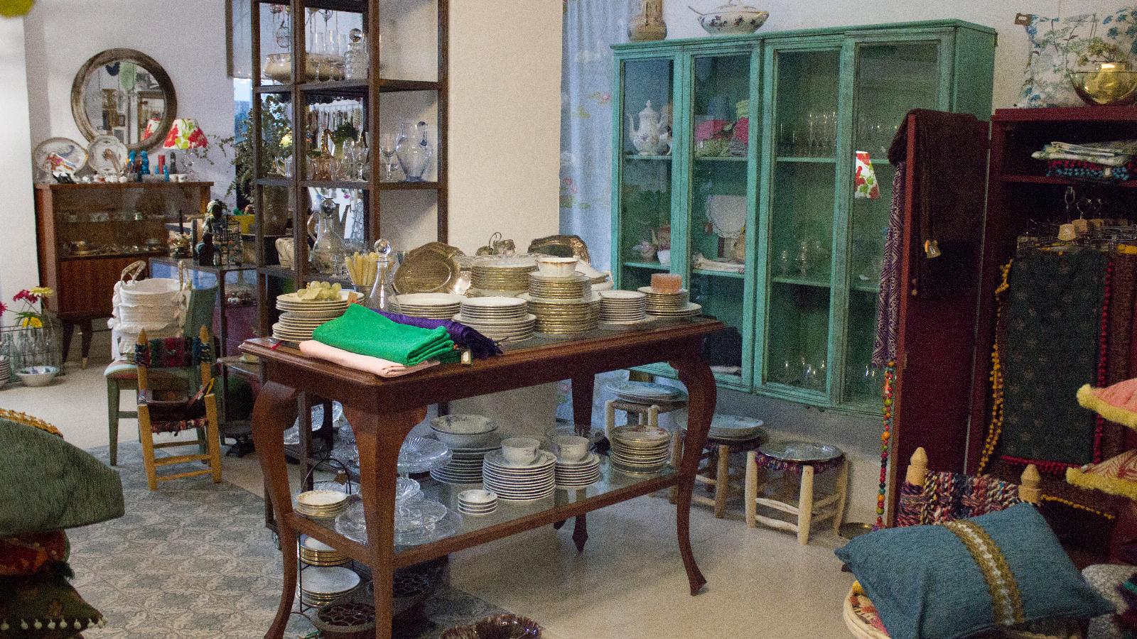 Sonsoles de la Lastra Home Vintage | ComprarPorMalaga